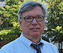 Chuck Carlson, director of media relations, Albion College