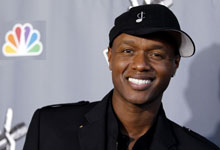 Javier Colon performs at Albion College on February 22.