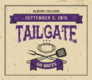 Community Day Tailgate, September 5
