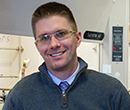 Craig Streu, '04, assistant professor of biochemistry, Albion College