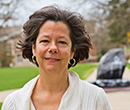 Dianne Guenin-Lelle, professor of French, Albion College