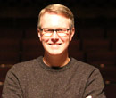 Zach Fischer, assistant professor of theatre and department chair, Albion College