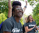 Albion College First-Year Experience student mentors