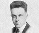 Harold E. Gronseth, Albion College Class of 1917