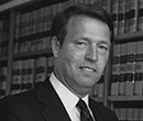 Judge James C. Kingsley, '63