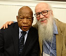 Rep. John Lewis and Dr. Wesley Arden Dick, March 31, 2015