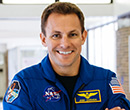 Josh Cassada, '95, became part of NASA's astronaut corps in 2015.