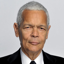 Julian Bond, NAACP chairman emeritus