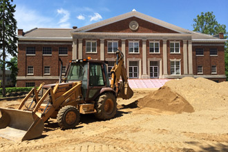 kresge-quad-construction-summer2014-330