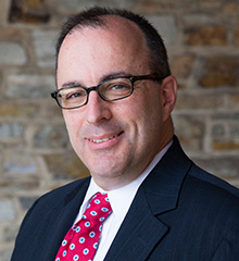 Dr. Marc M. Roy will officially become provost of Albion College on July 1, 2015.