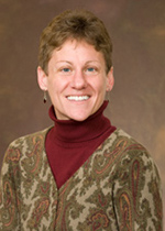 Marcy Sacks, professor of history and chair of the department, joined the College in 1999.