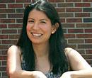 Fulbright visiting scholar Susana Murillo