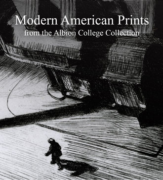 >Modern American Prints from the Albion College Collection, Celandine Press, Albion College, 2015