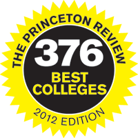 The Princeton Review's 376 Best Colleges, 2012 Edition