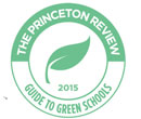 Albion College is included in The Princeton Review's Guide to 353 Green Colleges for 2015.