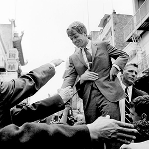 Robert F. Kennedy, 1968 (fair use campaign photo)