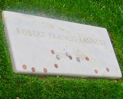 Robert F. Kennedy's grave, Arlington National Cemetery