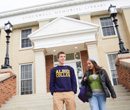 Charles J. Strosacker Foundation recently provided $250,000 toward the renovation of Albion College's Stockwell Memorial Library