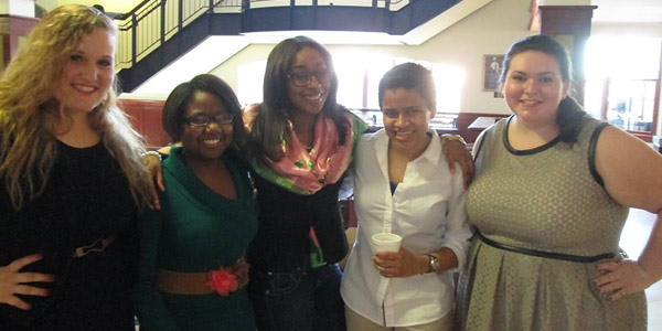Taste of Blackness 2014 was held February 23 in the Kellogg Center.