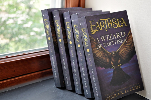 Read more about the selection of A Wizard of Earthsea and the efforts made to bring The Big Read to Albion.
