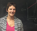 Nicolle Zellner, associate professor of physics, Albion College