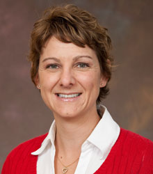Nicolle Zellner, professor of physics, Albion College