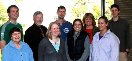 Albion College Psychological Science faculty and staff