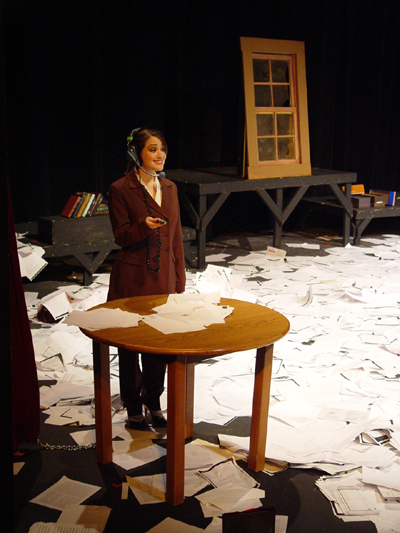 Workshop Theatre - Spring 2006